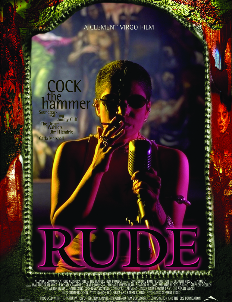 Rude poster copy
