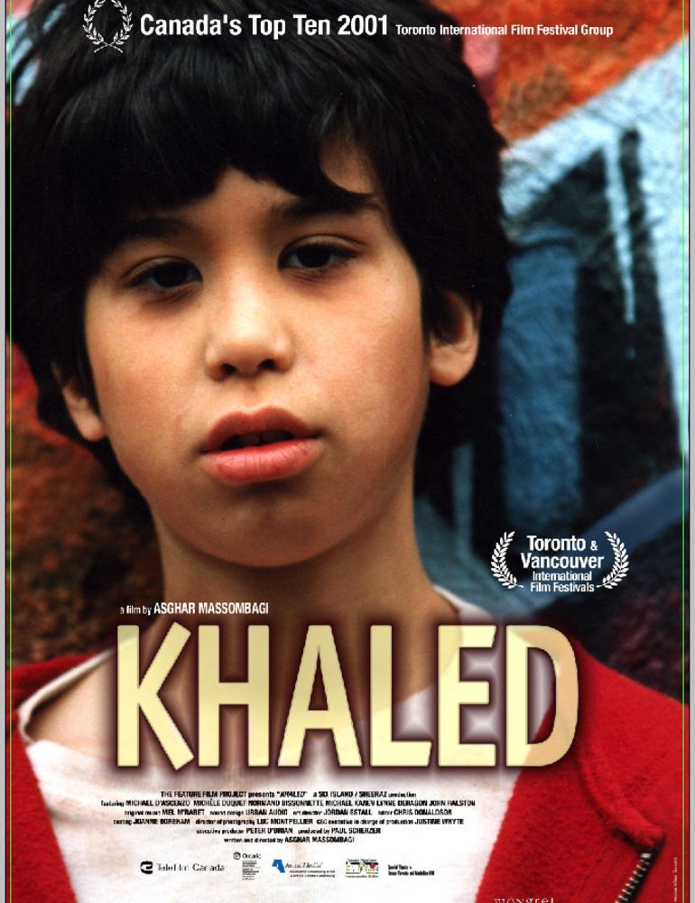 Khaled poster