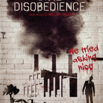 Civil disobedience front salessheet