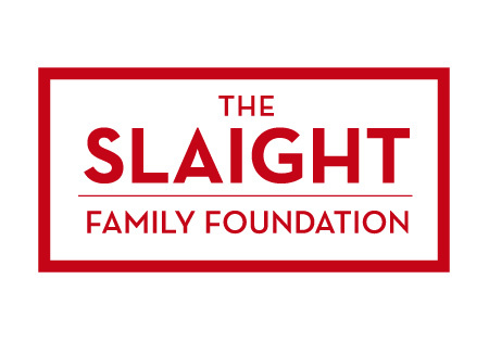 Logo for Slaight Family Foundation
