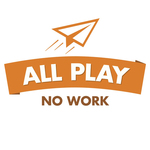 Allplaynowork logo outlined