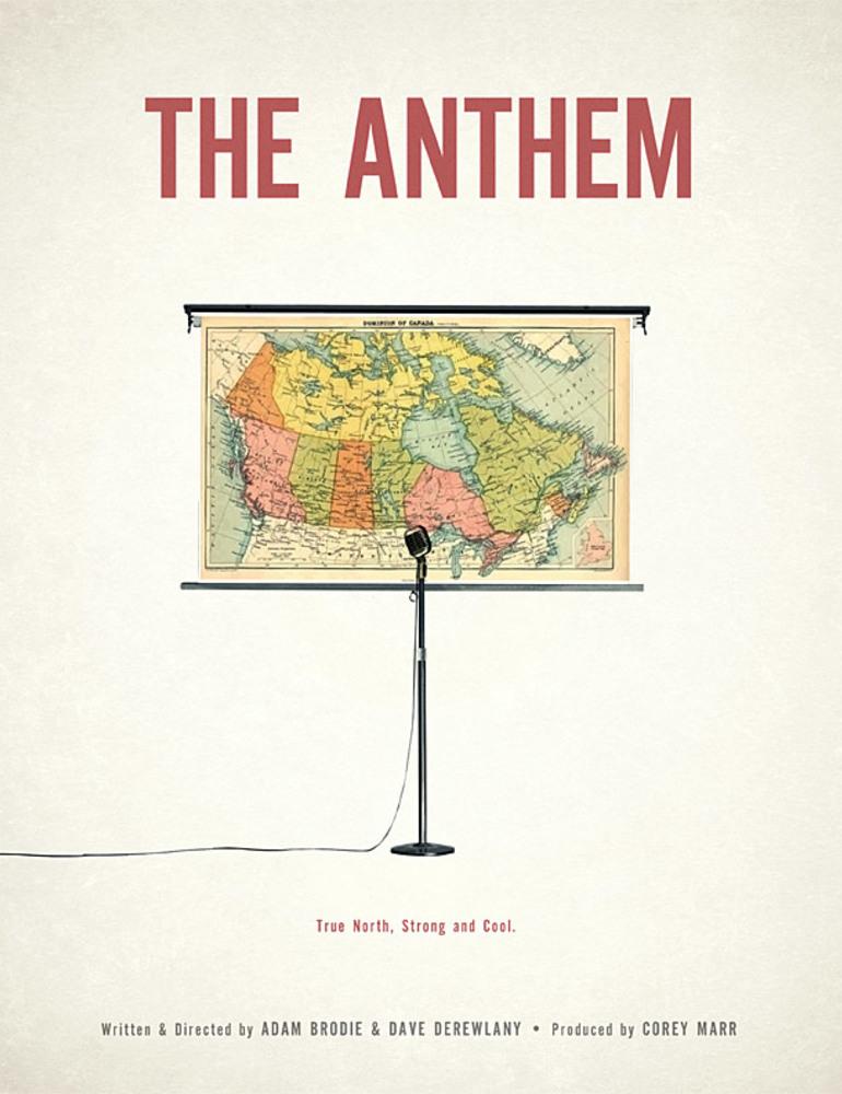 The anthem