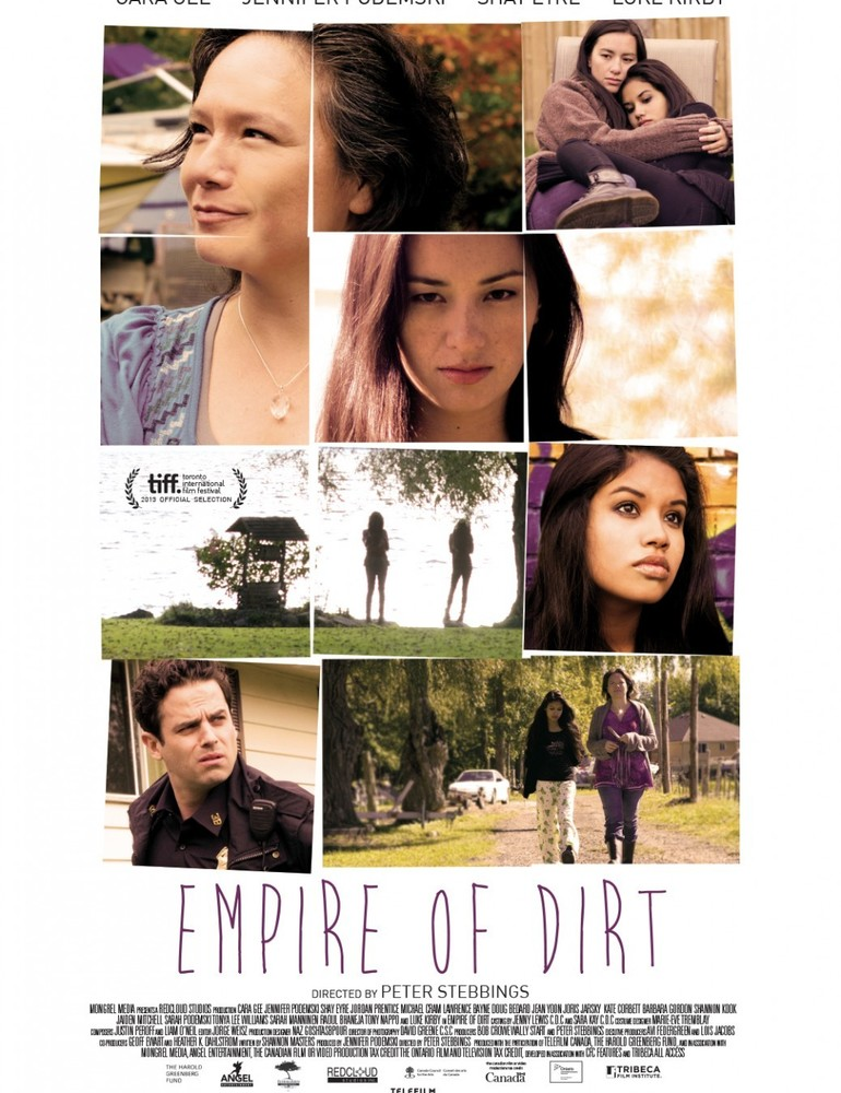 Empire of dirt poster01