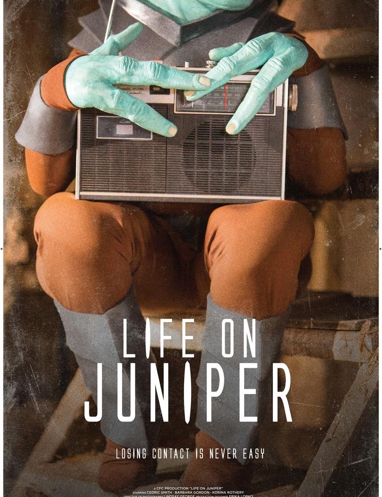 Life on juniper poster %28print%29