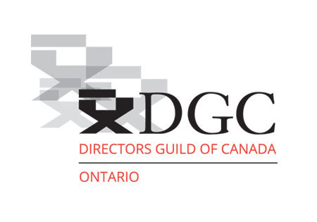 Logo for Director's Guild of Canada