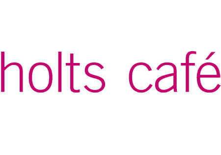 Logo for Holts Cafe