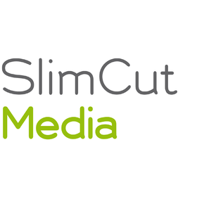 Square logo slimcut media