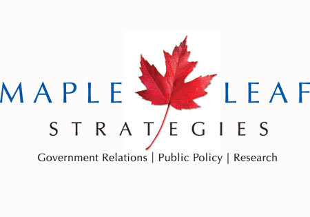 Logo for Maple Leaf Strategies