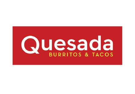 Logo for Quesada Burritos & Tacos