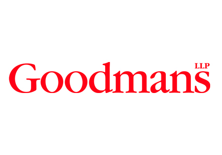 Logo for Goodmans