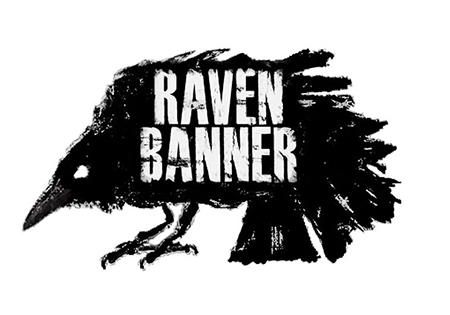 Logo for Raven Banner