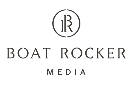 Logo for Boat Rocker Media