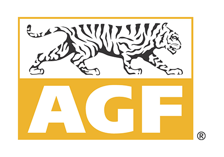 Logo for AGF