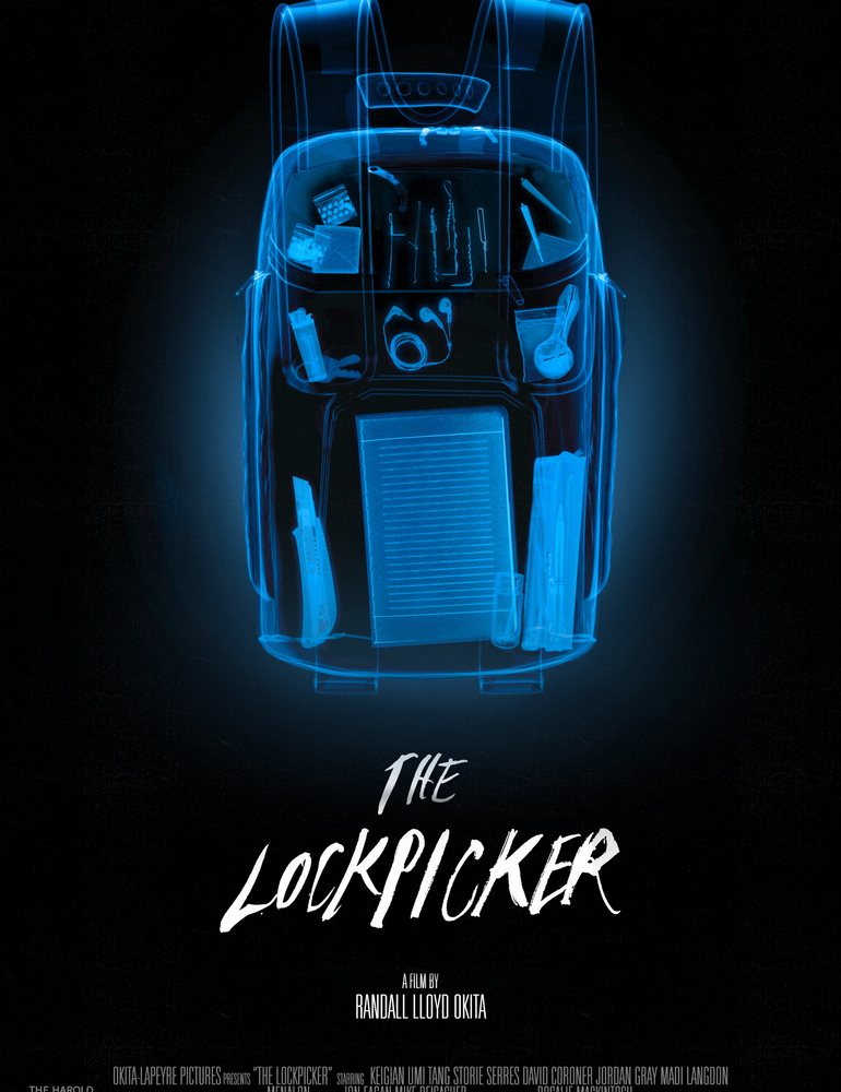 The lockpicker   poster web