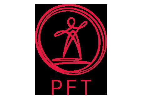 Logo for PFT