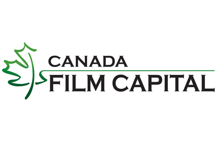 Logo for Canada Film Capital