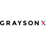 Graysonx logo final gx color sq