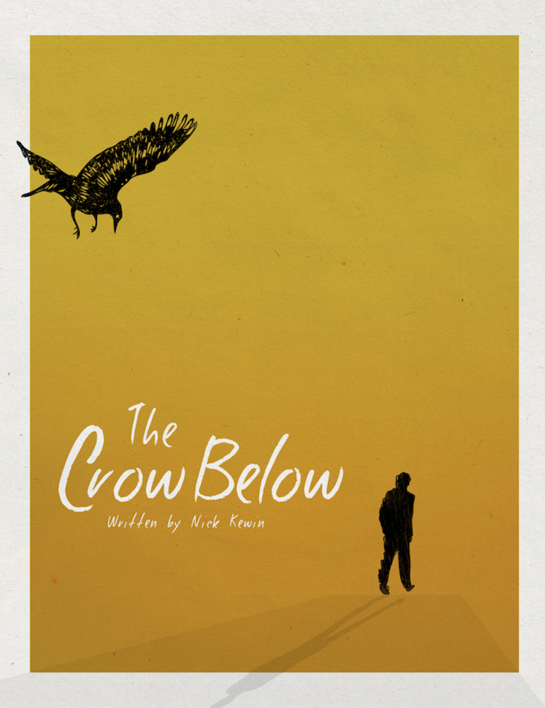 Thecrowbelow small