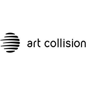 Art collision psd transparent square
