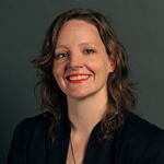 Freya olafson professional headshot crop