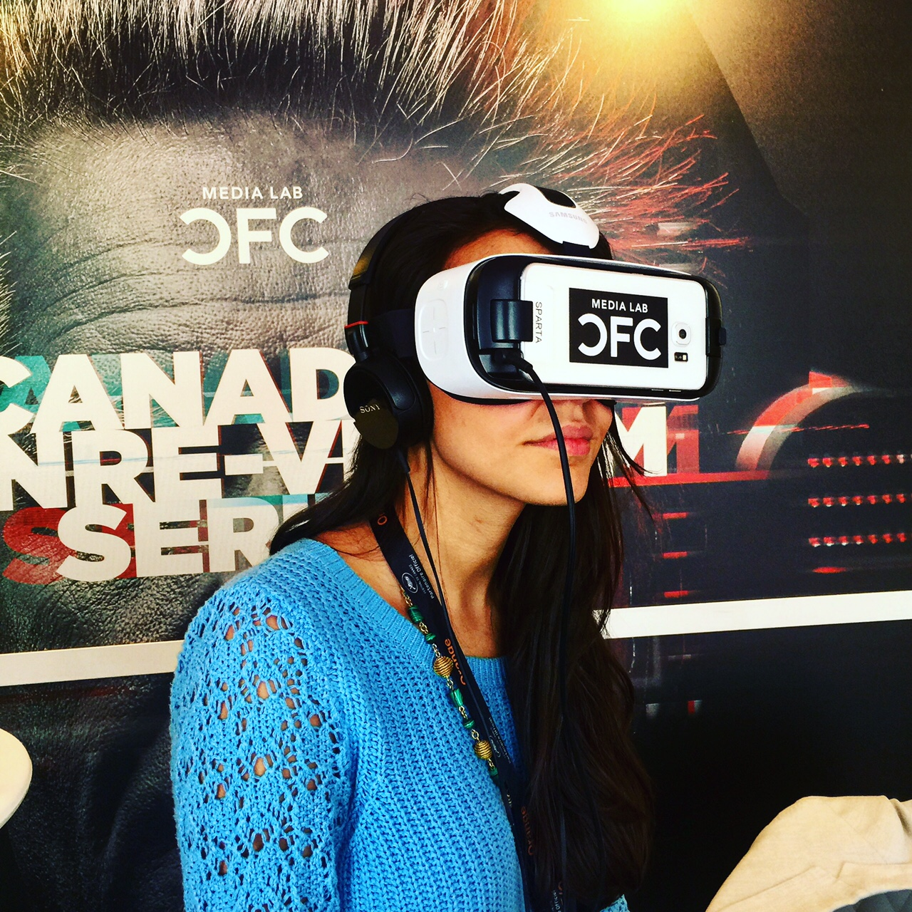 Canadian Film Centre Mediatech Headset Ep 07 This Is A Community That Embraces The Latest Technology And Newest Style Of Filmmaking Found Footage Genre Blair Witch Project