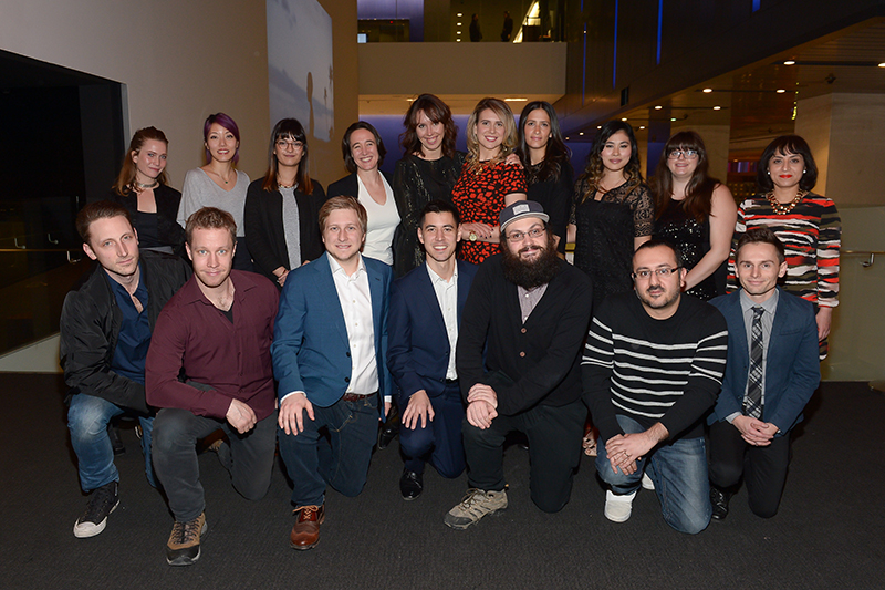The 2016 Cineplex Entertainment Film Residents