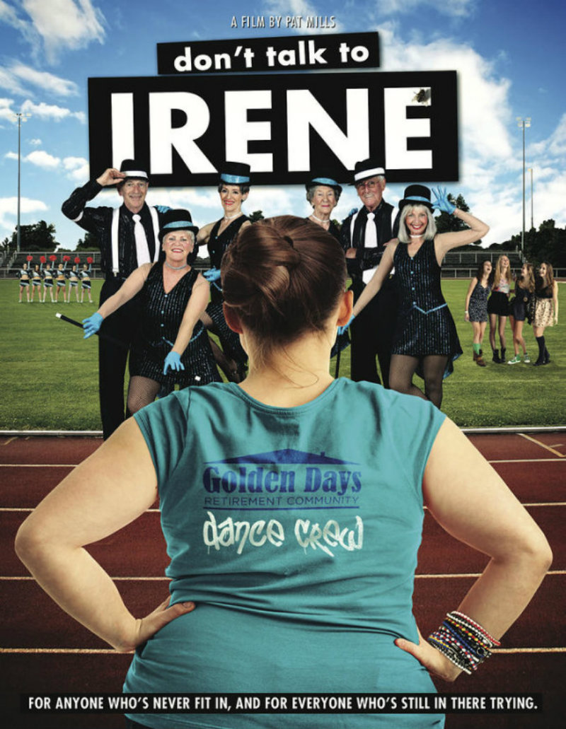 Poster for Don't Talk to Irene