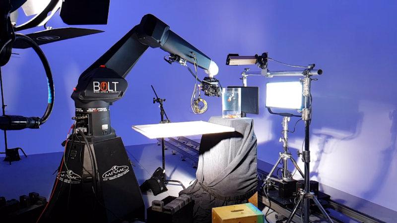 Bolt camera