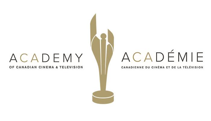 Academy of Canada Cinema & Television Logo