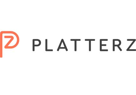 Logo for Platterz