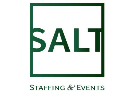 Logo for Salt Event Staffing