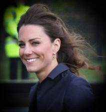 Kate Middleton Bio Photo