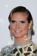 Heidi Klum Bio Photo