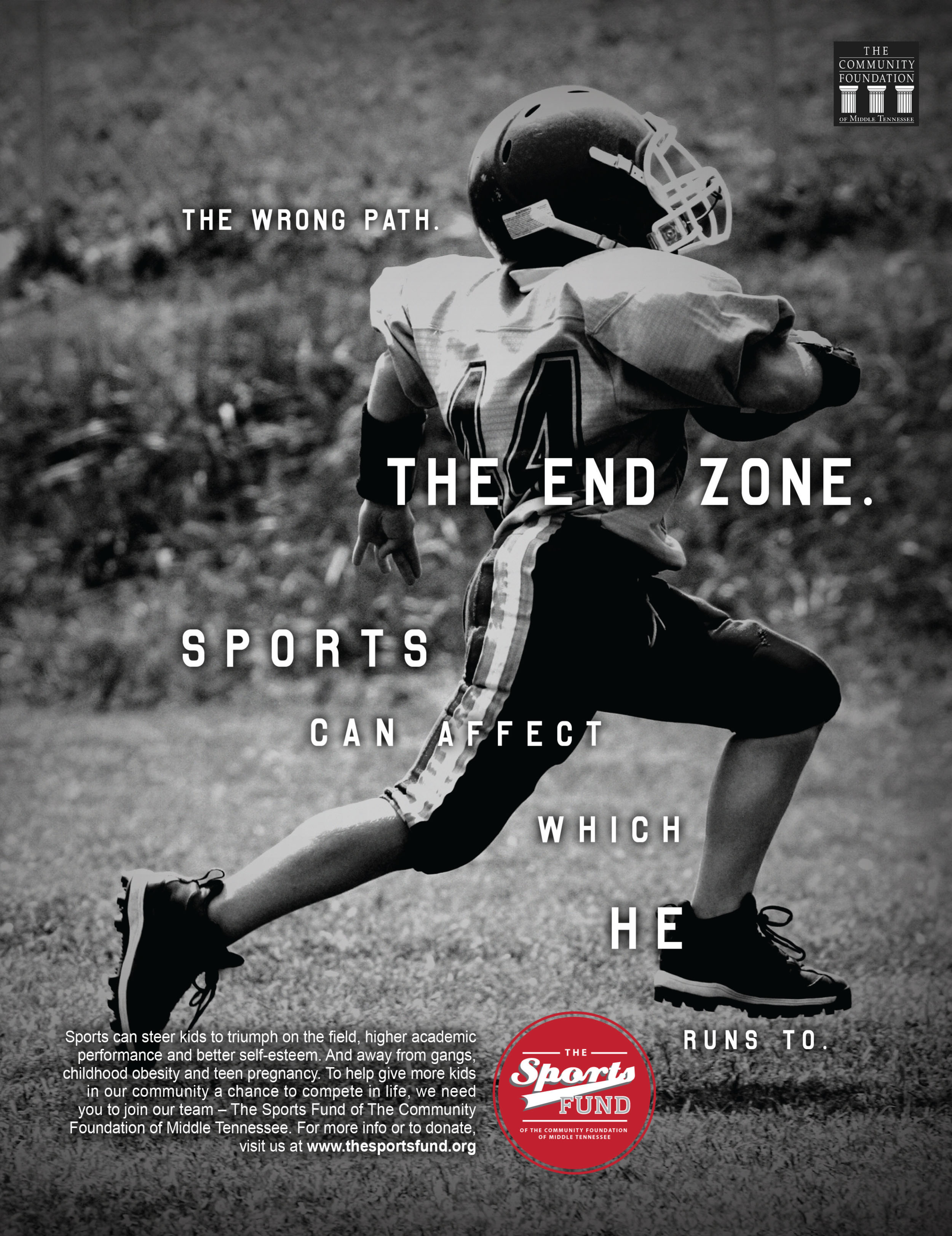 The Sports Fund - End Zone