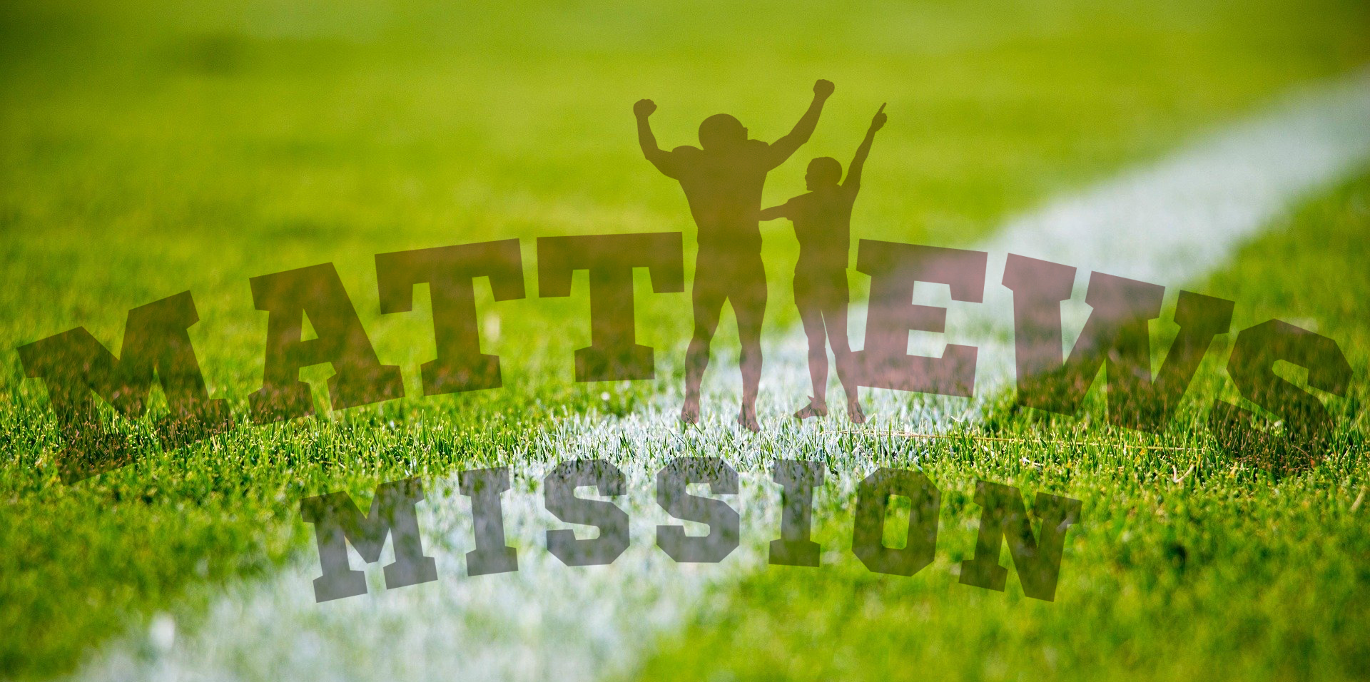 A Mission for the Matthews is Making a Difference in Their Communities