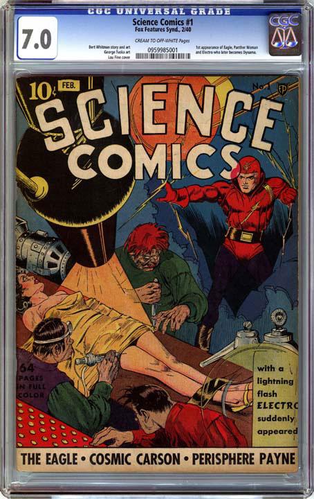 Wonderworld Comics #32