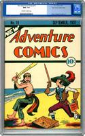 New Adventure Comics #19