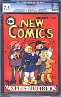 New Comics #11