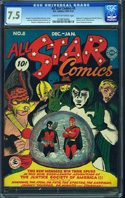 All Star Comics #8