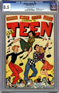 All Teen Comics
