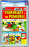 Archie as Pureheart the Powerful