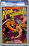 Atom and Hawkman