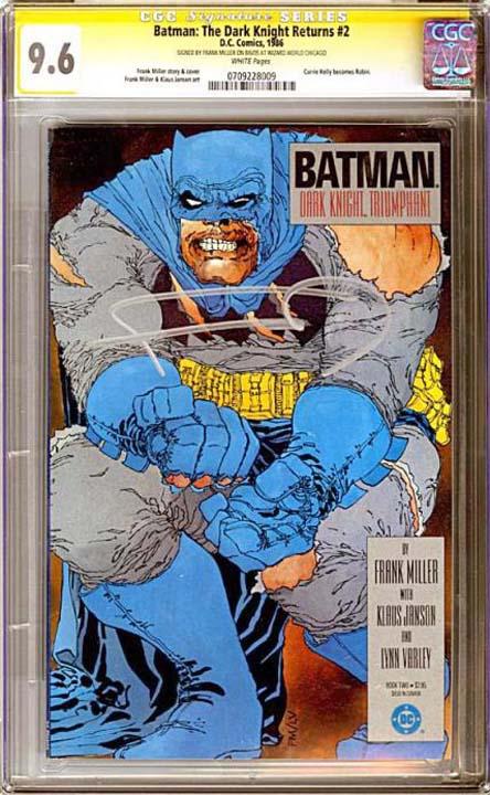 Batman: The Dark Knight Returns | Comicpedia