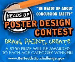 Be Heads Up About Concussion Safety