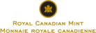 Logo for The Royal Canadian Mint