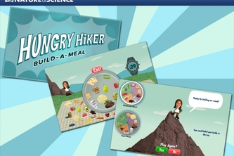 HUNGRY HIKER Build-A-Meal