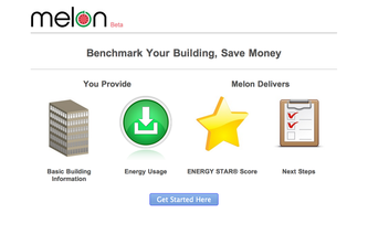 Melon: ENERGY STAR Green Button Benchmark