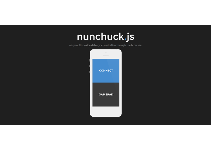 nunchuck.js – screenshot 1