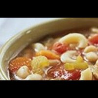 Tuscan Vegetable Stew and Great Northern Beans