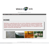 World Eye Iphone/ Web App